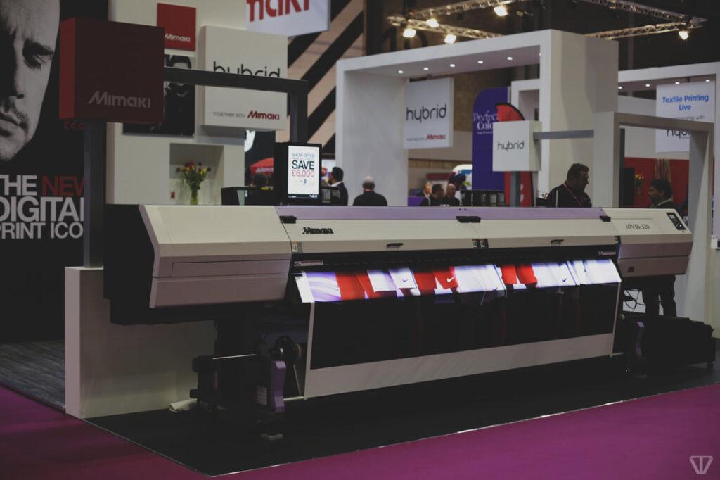 Sign & Digital Expo in NEC
