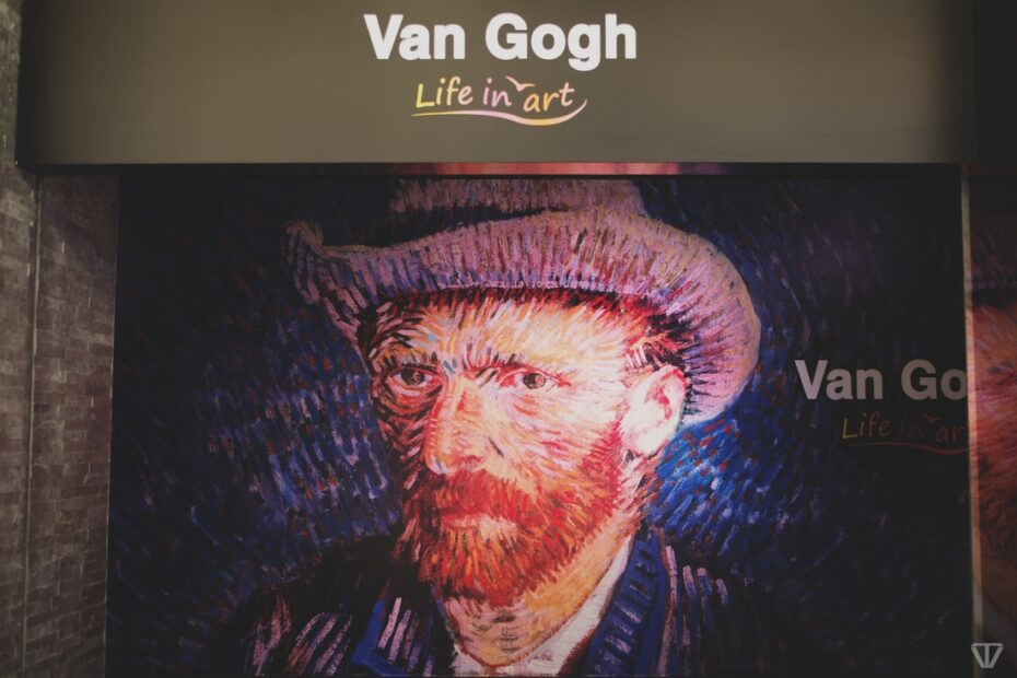 Multimedia - Van Gogh Exhibition