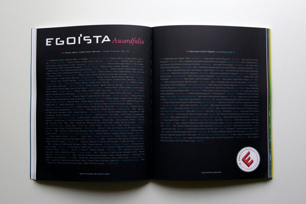 Ghost Story Gets Published in Egoísta Magazine