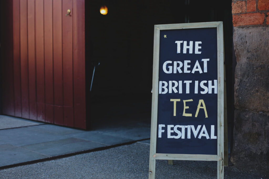 The Great British Tea Festival
