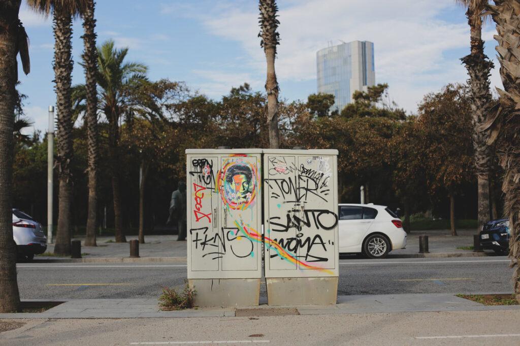 Barcelona in November