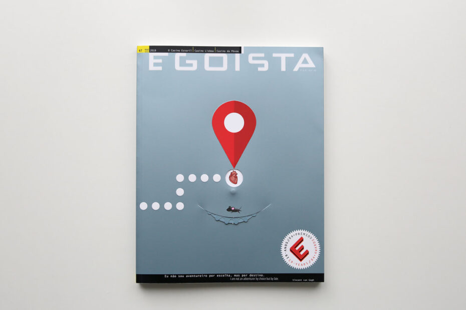 Blurry Future Gets Published in Egoista - Fate Issue