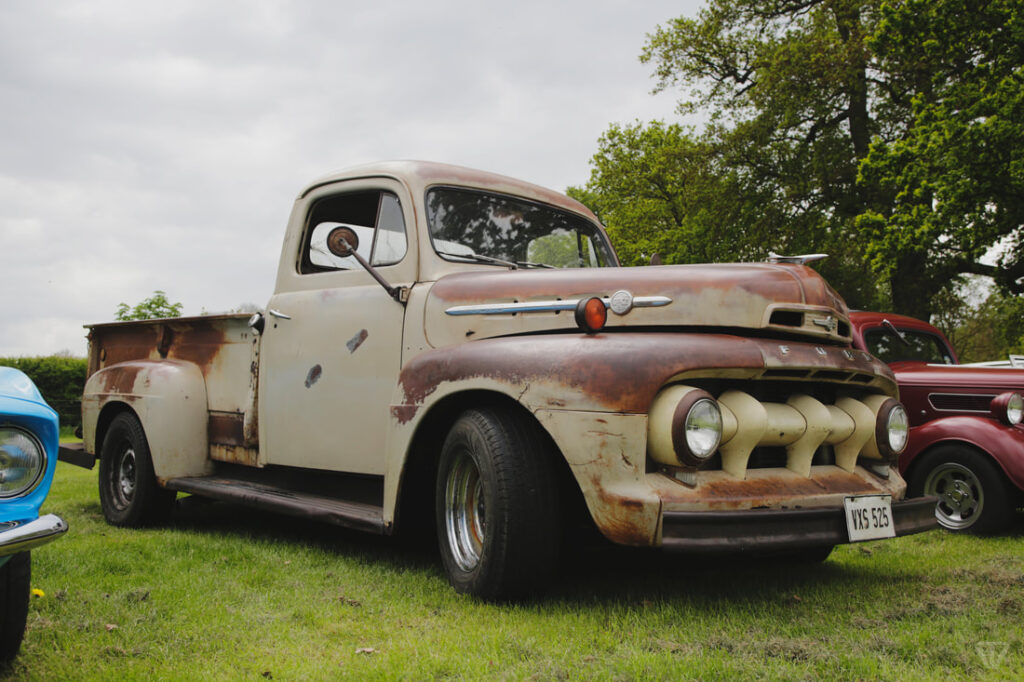 Classic Motor Show in Catton Hall 2019