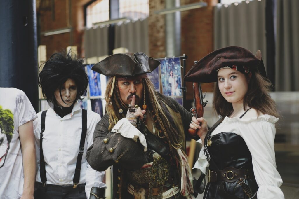 Comic Con in Derby - Roundhouse