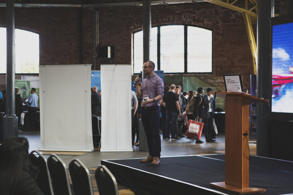 The Graduate Engineer Show in Roundhouse
