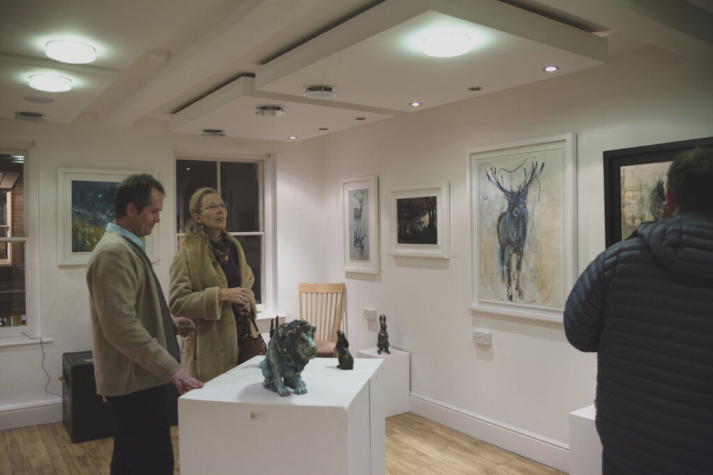The Anvil Gallery in Derby
