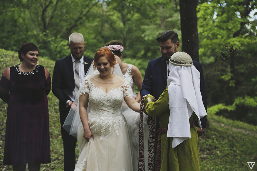 Pagan Wedding Photographer